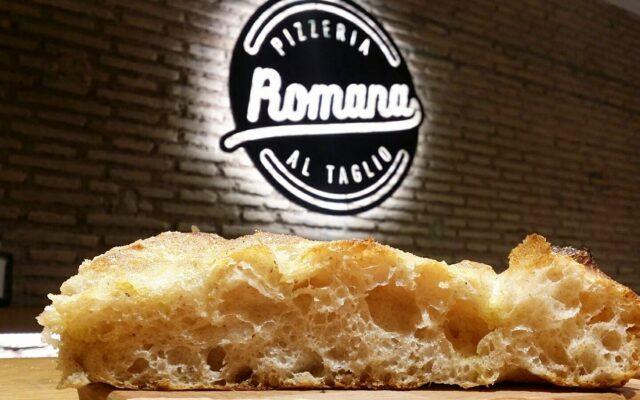 Pizzeria al taglio - Pizzeria Romana